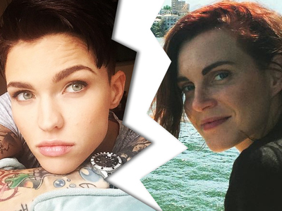 Ruby Rose's Ex -- We're Still In Love