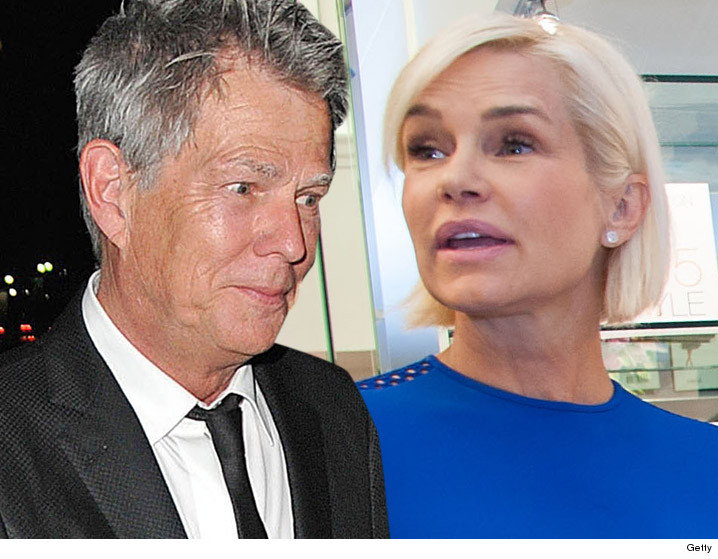 Yolanda Foster: Officially Files For Divorce From David ...
