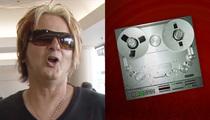 Poison Drummer Rikki Rockett -- I Have Cancer ... Michael Douglas Was Right