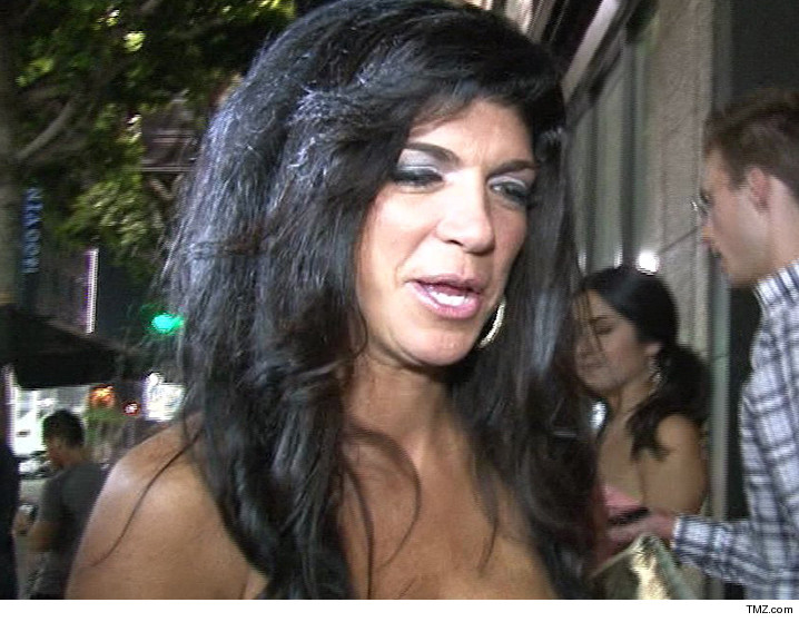 Teresa Giudice Released from Prison ... Now Film Me