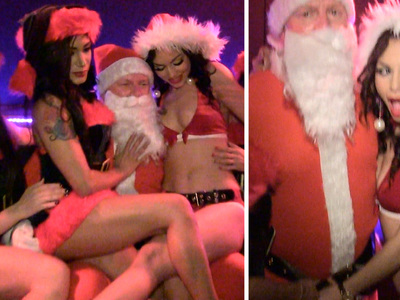 Lenny Dykstra -- Call Me Stripper Santa ... Bring On the Bad Girls
