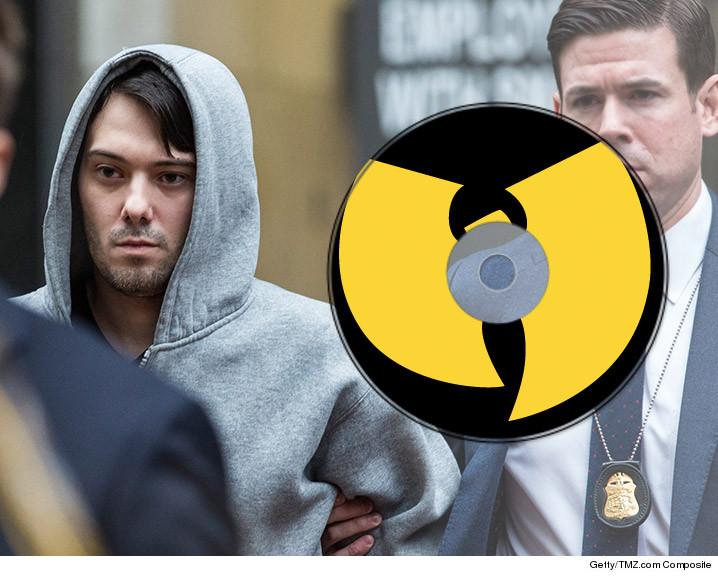 Martin Shkreli, the dude who jacked the price of the AIDS/cancer medicine  from $13.50 to $750 a pop, could lose one of his most precious possessions  -- the ...