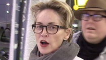 Sharon Stone Sues -- You Screwed Up My Heated Marble Floors!