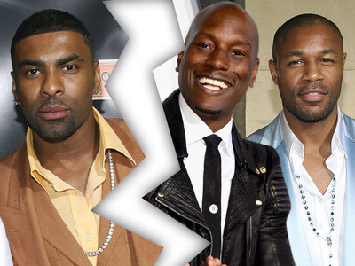 TGT -- Ginuwine Broke Up With Us ... Right Before New Album