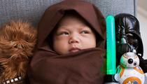 Mark Zuckerberg -- I'm Raising a Little Jedi! (PHOTO)