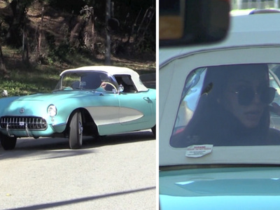 Kendall Jenner -- Driving My Precious Ride Ain't Easy!! (VIDEO)