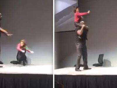 Shaq -- Dance Battle Champion (Video)