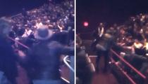 'Star Wars' -- John Boyega Stuns Crowd ... We Love Finn!!!