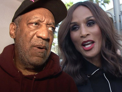 Bill Cosby -- Sues Beverly Johnson ... She's a Liar with a Washed-Up Career