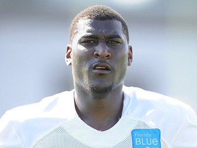 Justin Blackmon DUI Arrest -- Wasted, Slurring, Angry ... Cops Say