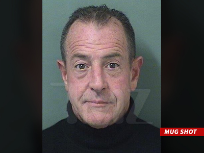 Michael Lohan -- Surrenders to Cops in Battery Case
