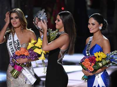 Miss Universe -- Colombian Official ... Pageant Really Screwed Our Girl Up