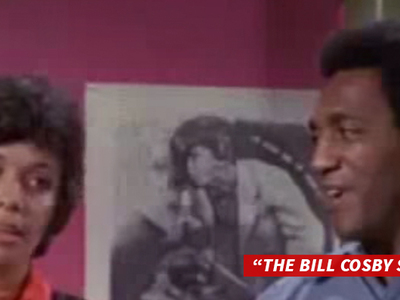 Bill Cosby -- Sammy Davis' Ex-GF Sues ... Cosby Raped Me