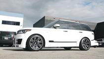Soccer Star Dickson Nwakaeme -- Here Comes The Ride ... Drops $65k On Custom Car For Wedding