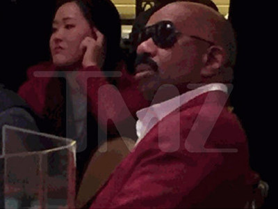 Steve Harvey -- Rushin' to Play Roulette Before Miss Universe Pageant