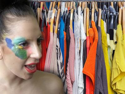 Lady Gaga -- My Wardrobe's More High Maintenance Than Me