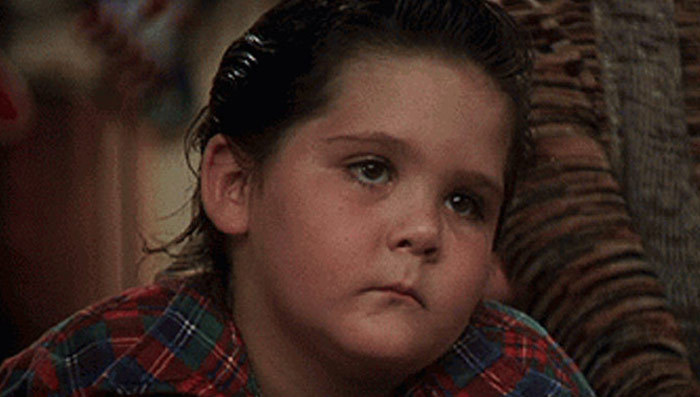 little rocky in christmas vacation memba him tmzcom - Eddie Christmas Vacation