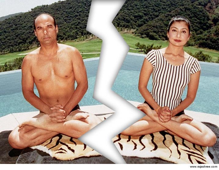 Bikram Yoga Guru Wife Says She's Had Enough