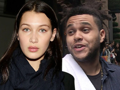 The Weeknd, Bella Hadid -- Don't Believe What You Read ... We're Still Together