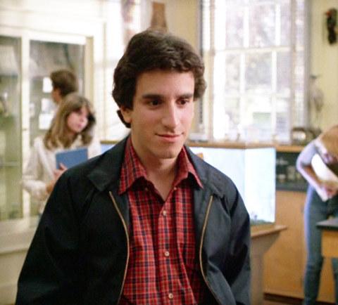 "Brian Backer as ""Mark Ratner."""