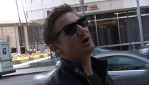 Jeremy Renner -- Divorce Final ... Kid Will Cost a Fortune