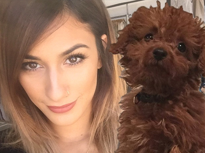 Twerk Master Lexy Panterra -- Pays $1,500 a Pound for New Pooch