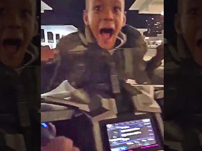 Gilbert Arenas -- Baby Mama Wants to Strip Custody After Polaris Prank
