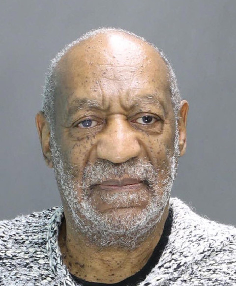 Bill Cosby had his mug shot taken Wednesday afternoon at the Cheltenham Police Department ... following his arraignment for aggravated indecent assault. Cosby did not enter a plea during his court appearance.