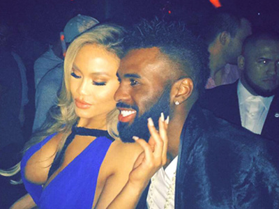 Jason Derulo -- I'm Doin' It With 50 Cent's Baby Mama After All!