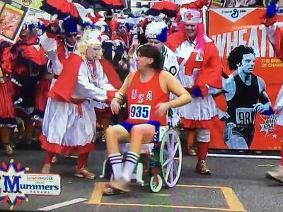 Famed Mummers Parade Mocks Caitlyn Jenner