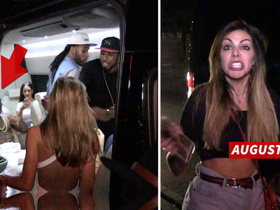 Chris Brown Accuser -- No Stranger To Celeb Beef ... Railed On Jason Derulo
