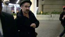 Colin Farrell -- I'm Backing Leonardo DiCaprio ... and Soccer in America (VIDEO)