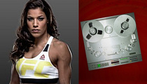 UFC's Julianna Pena -- 911 Call in Bar Fight ... They're Wiping Blood on the Door! (AUDIO)