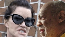 Bill Cosby -- Court Rules Janice Dickinson Can't Question Bill ... At Least For Now
