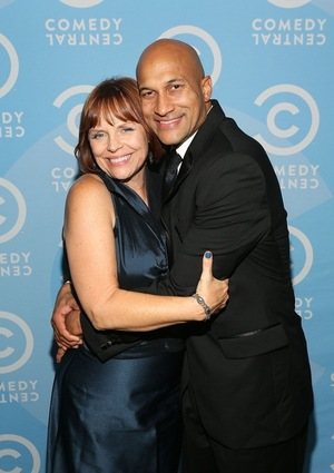 Keegan-Michael Key & Cynthia Blaise -- Before the Split