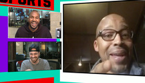 Warren G -- My Son's A Football Stud Too!! But It's All Good, Coaches (VIDEO)
