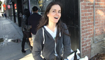 Danica McKellar -- Bottom Line ... Powerball is For Chumps (VIDEO)