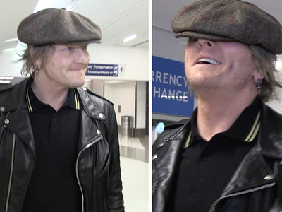 Matt Sorum -- Former GNR Drummer Tight-Lipped On Coachella