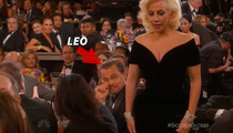 Leo Dicaprio -- Lady Gaga From Behind is Shocking!!!