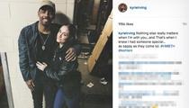 NBA's Kyrie Irving -- Dating Ex-'America's Got Talent' Star