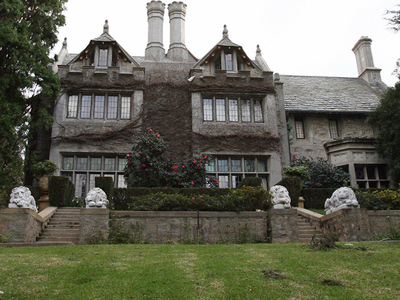 Playboy Mansion -- Officially Listed for $200 Mill