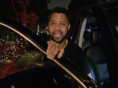 Cuba Gooding, Jr. -- Fun Drunk After Golden Globes ... 'I LOVE Black People!' (VIDEO)