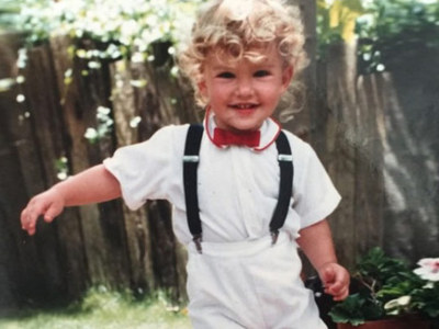 Guess Who This Crazy Dressed Kid Turned Into!