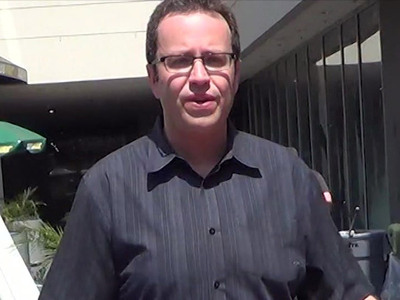 Jared Fogle -- My Lawyer Has Cancer ... Appeal Process Delayed