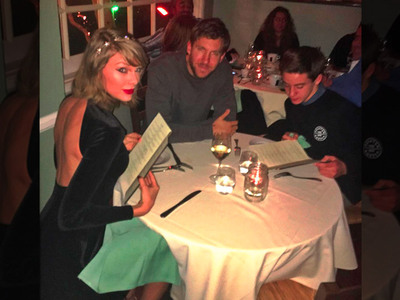 Taylor Swift & Calvin Harris -- Dessert For 3
