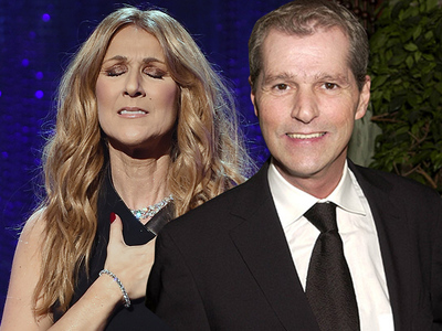 Celine Dion's Brother -- Hours to Live ... Dying Of Cancer