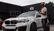 MLB Star Alexei Ramirez -- New Team, New Swag ... Drops $65k To Pimp BMW