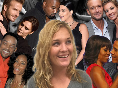 TMZ Staff Picks -- Which Celebrity Couple Would You Want for Parents?!
