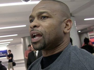 Roy Jones Jr. -- Pressing Pause on Boxing ... But Not Officially Retired