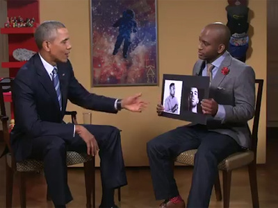 President Obama -- Drake or Kendrick Lamar? That's an Easy One! (VIDEO)